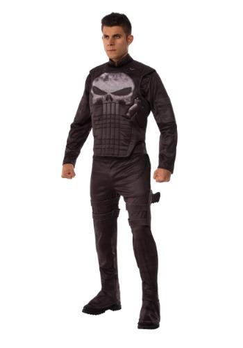 Punisher Deluxe Disfraz de hombre