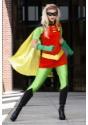 Disfraz para mujer de Robin de DC