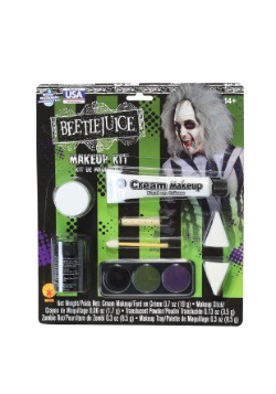 Kit de maquillaje de Beetlejuice de lujo
