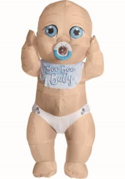 Traje de bebé inflable de Boo Boo