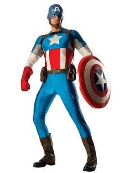 Disfraz de Capitán América Grand Heritage para hombre