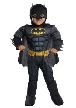 Disfraz de Batman Deluxe Toddler