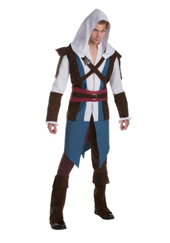 Disfraz de Assassins Creed Edward Kenway para hombre