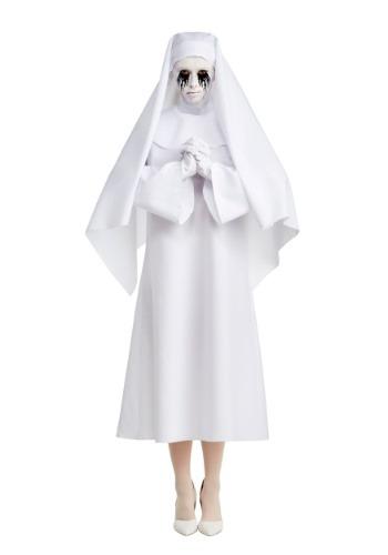 American Horror Story The White Nun Deluxe Disfraz de mujer