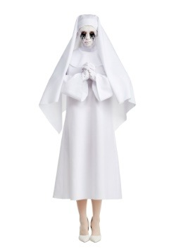 American Horror Story The White Nun Deluxe Disfraz de mujer