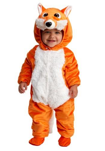 Disfraz infantil de Frisky Fox