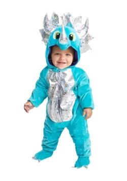 Disfraz infantil/infantil de dinosaurio