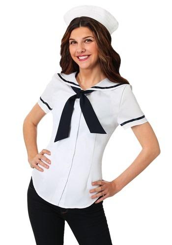 Juego de disfraces Sweet Sailor Plus Size para mujer