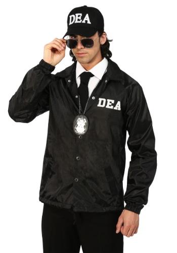 Agente de vestuario Adulto Plus DEA