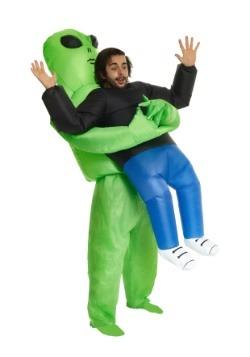 Disfraz de inflable alienígena Pick Me Up de adulto
