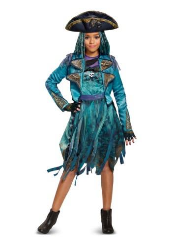 Disfraz de lujo para niñas descendientes 2 Uma