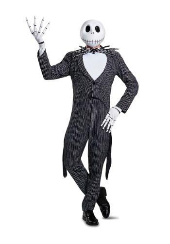 Disfraz de Jack Skellington Prestige para hombre