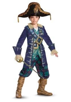 Disfraz de Capitán Barbossa Boys Deluxe