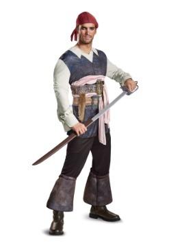 Disfraz clásico del Capitán Jack Sparrow para hombre