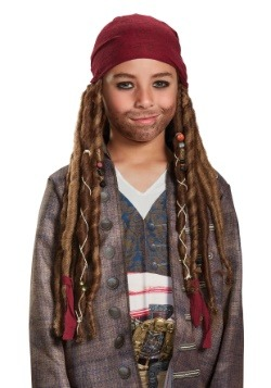Kit de pañuelo y pañuelos Child Jack Sparrow