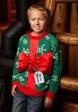 Suéter de vacaciones para niños