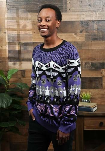 Suéter de personaje laberinto