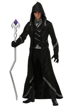 Disfraz de hechicero moderno para hombre talla extra
