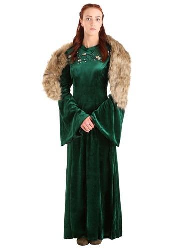 Disfraz de princesa lobo para mujer