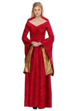 Disfraz de Reina León para mujer