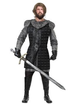 Disfraz de guerrero lobo para hombre