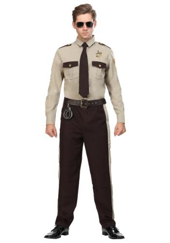 Disfraz de sheriff para hombre