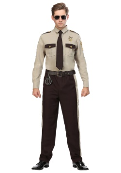 Disfraz de sheriff para hombre talla grande