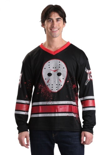 Jersey de hockey para adulto Jason Voorhees