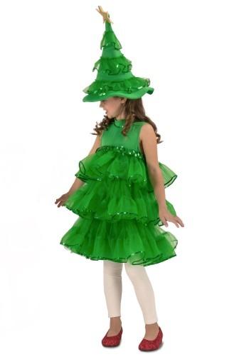 Árbol de Navidad Glitter para niños pequeños