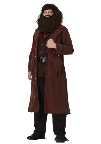 Disfraz de Hagrid deluxe para adulto