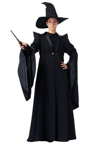 Disfraz de Professor McGonagall deluxe para adulto