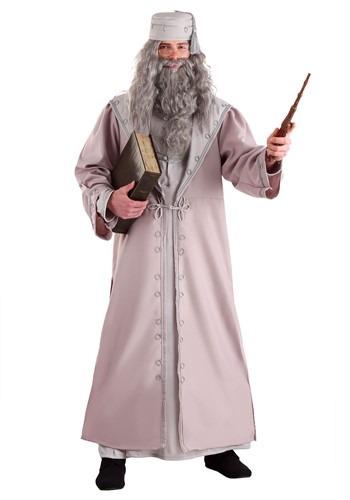 Disfraz de Dumbledore para adulto talla extra