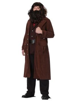 Disfraz Hagrid de Harry Potter deluxe talla extra