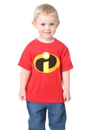Camiseta disfraz de Los Increíbles para niños pequeños