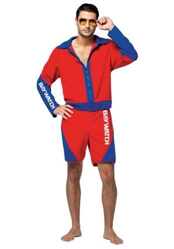Disfraz de adulto Baywatch para hombres