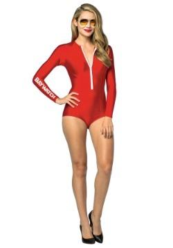 Disfraz de traje de baño Baywatch para mujer
