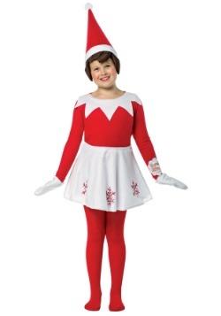 Disfraz de elfo para niñas