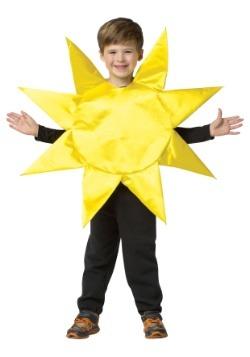 Disfraz de sol para niños