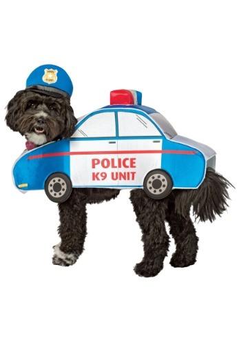 Disfraz de perro policía K-9