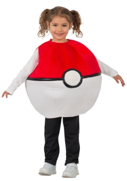 Disfraz de Pokeball para niños