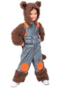 Rocket Raccoon Boys Costume