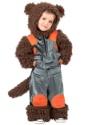 Disfraz de Rocket Raccoon de Guardianes de la Galaxia niños