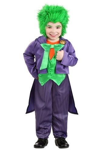 Disfraz de Joker para niños pequeños