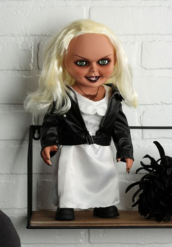 "Novia de Chucky Tiffany 15 ""Talking Doll1"