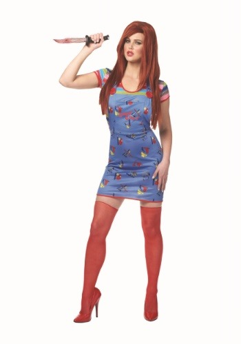 Traje de mujer Sexy Chucky