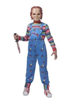 Disfraz de Chucky para niño