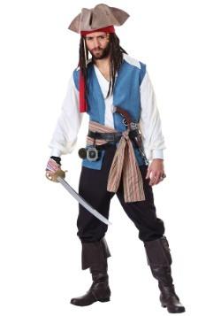 Disfraz de pirata gorrión hombre talla grande