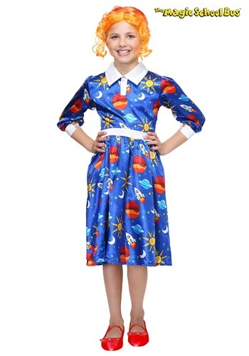 Disfraz de Ms. Frizzle de The Magic School Bus para niños