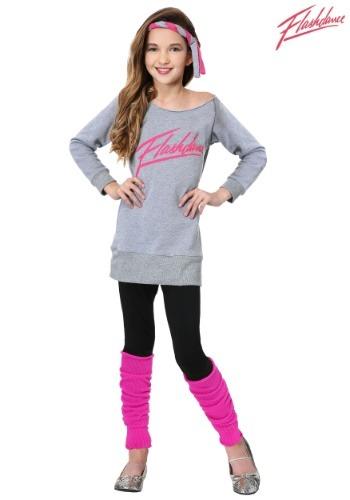 Disfraz de Flashdance para niños
