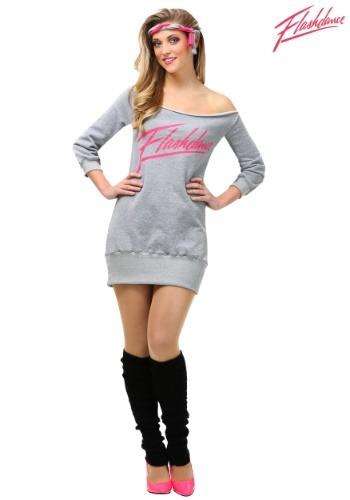 Disfraz de Flashdance para mujer Plus